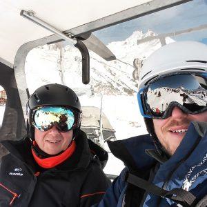 Ski Test 2016